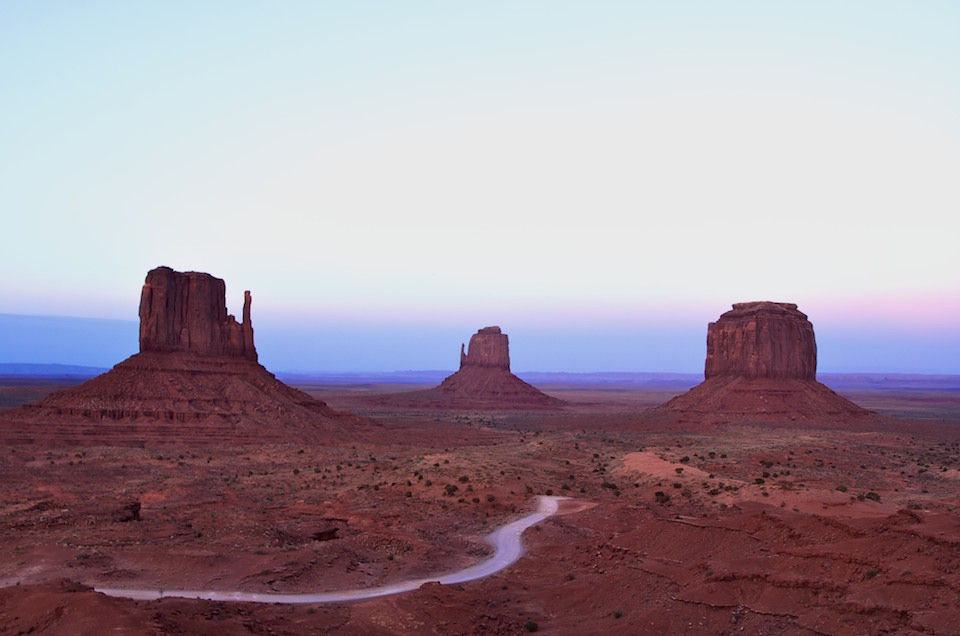 Monument Valley by Brandon Bohling
